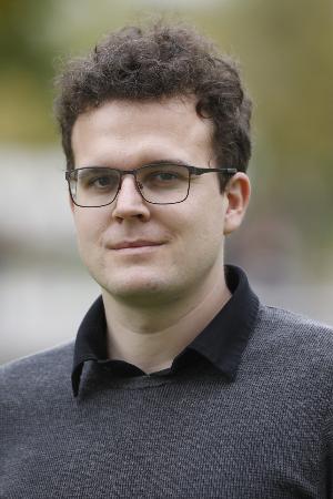 Niklas Kaspar Zimmermann, Ph.D.