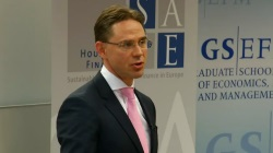 Jyrki Katainen, Vice-President of the European Commission